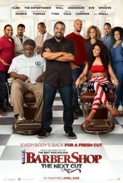 Barbershop: The Next Cut - movie with Common.