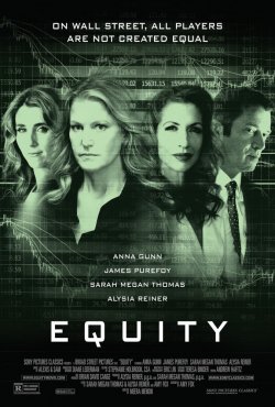 Equity is the best movie in Anna Gunn filmography.
