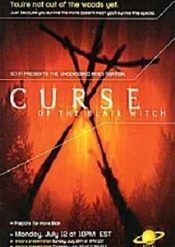 Curse of the Blair Witch is the best movie in Tom Williams filmography.