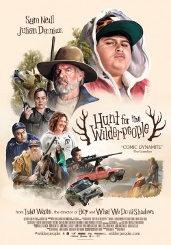Hunt for the Wilderpeople - movie with Rhys Darby.