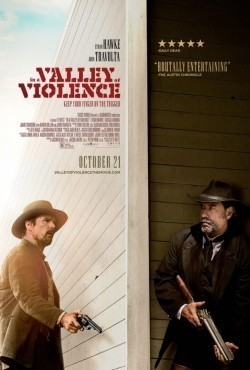 In a Valley of Violence is the best movie in Taissa Farmiga filmography.