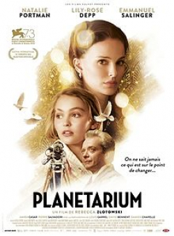 Planetarium is the best movie in Lily-Rose Depp filmography.