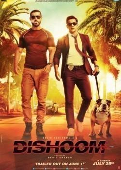 Dishoom is the best movie in Nargis Fakhri filmography.