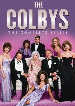 The Colbys - movie with Tracy Scoggins.