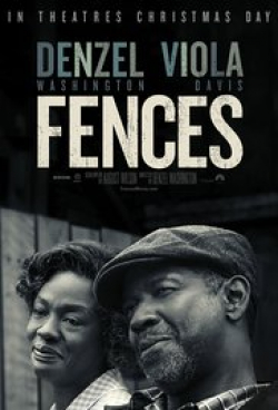 Fences - movie with Stephen Henderson.