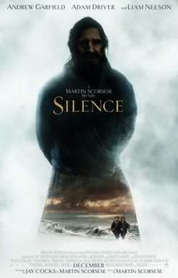 Silence - movie with Adam Driver.