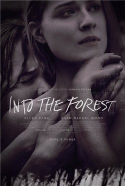 Into the Forest - movie with Ellen Page.