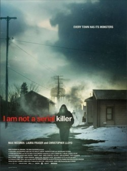I Am Not a Serial Killer - movie with Christopher Lloyd.