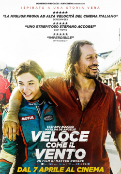 Veloce come il vento is the best movie in Paolo Graziosi filmography.