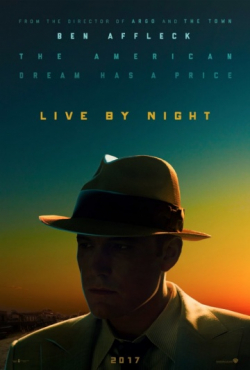 Live by Night - movie with Sienna Miller.