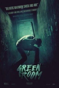 Green Room is the best movie in Callum Turner filmography.