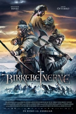 Birkebeinerne - movie with Nikolaj Lie Kaas.