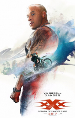 xXx: Return of Xander Cage is the best movie in Ruby Rose filmography.