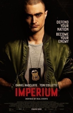 Imperium is the best movie in Daniel Radcliffe filmography.