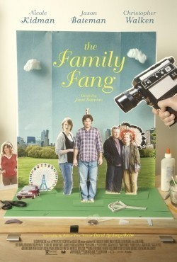 The Family Fang - movie with Jason Bateman.