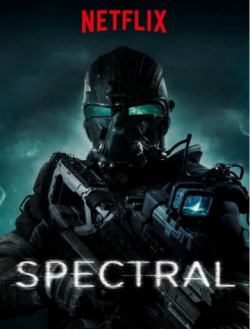 Spectral is the best movie in Ryan Robbins filmography.