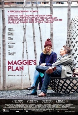 Maggie's Plan is the best movie in Travis Fimmel filmography.