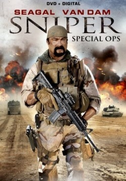 Sniper: Special Ops - movie with Steven Seagal.