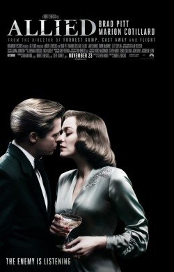 Allied is the best movie in Marion Cotillard filmography.