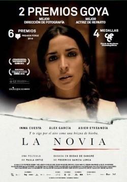 La novia is the best movie in Manuela Vellés filmography.