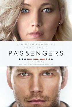 Passengers is the best movie in Jennifer Lawrence filmography.