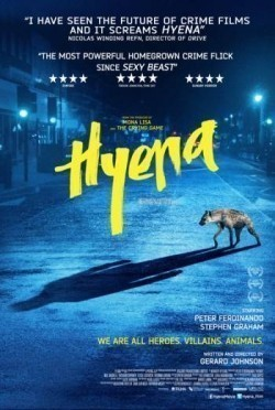 Hyena - movie with Stephen Graham.