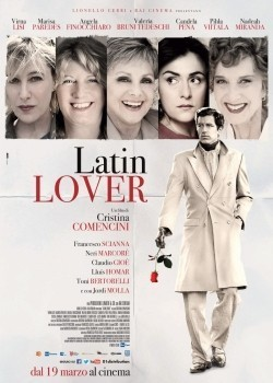 Latin Lover - movie with Marisa Paredes.
