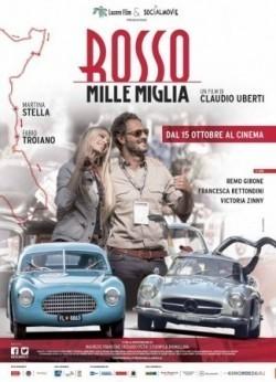 Film Rosso Mille Miglia.