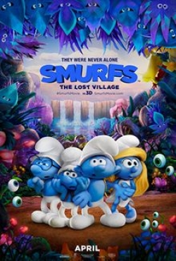 Smurfs: The Lost Village film from Kelly Asbury filmography.