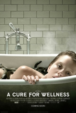 A Cure for Wellness - movie with Jason Isaacs.