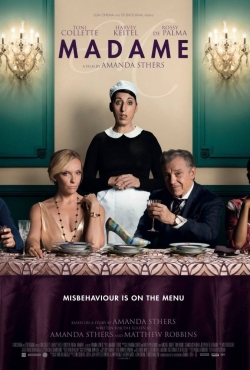 Madame - movie with Rossy de Palma.