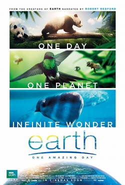 Film Earth: One Amazing Day.