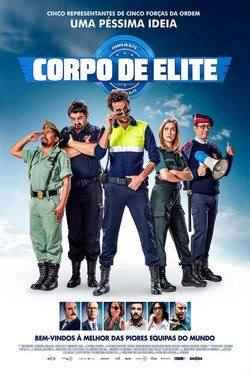 Film Cuerpo de Élite.