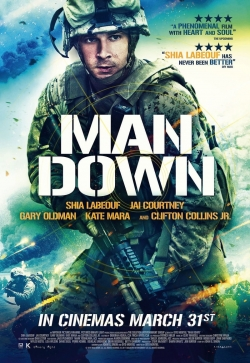 Man Down - movie with Tory Kittles.