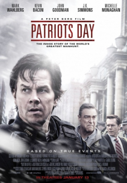 Patriots Day is the best movie in Rachel Brosnahan filmography.