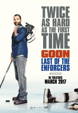 Goon: Last of the Enforcers - movie with Liev Schreiber.