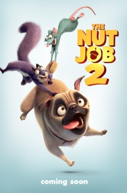 The Nut Job 2: Nutty by Nature - movie with Jackie Chan.