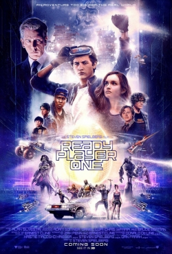 Ready Player One film from Steven Spielberg filmography.