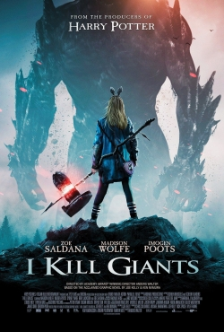 I Kill Giants film from Anders Walter filmography.