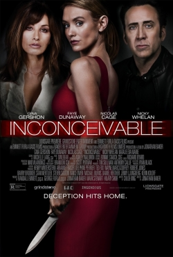 Inconceivable film from Jonathan Baker filmography.