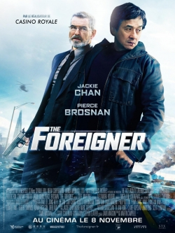 The Foreigner - movie with Jackie Chan.