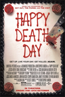 Happy Death Day is the best movie in Jessica Rothe filmography.
