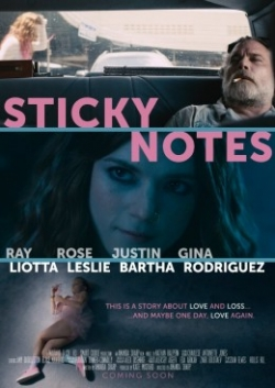 Sticky Notes - movie with Rose Leslie.