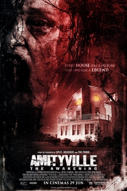 Amityville: The Awakening - movie with Jennifer Jason Leigh.