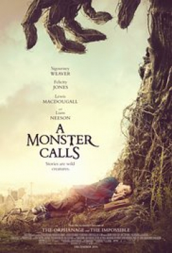 A Monster Calls - movie with Toby Kebbell.