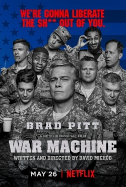 War Machine is the best movie in Emory Cohen filmography.