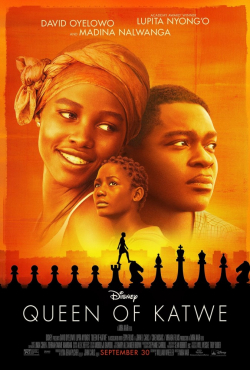 Queen of Katwe is the best movie in Lupita Nyong'o filmography.