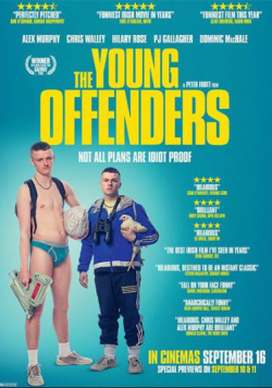 The Young Offenders is the best movie in Chris Walley filmography.
