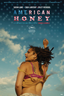 American Honey is the best movie in Shia LaBeouf filmography.