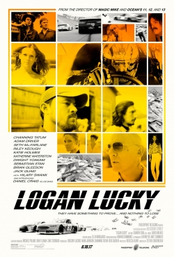 Logan Lucky is the best movie in Sebastian Stan filmography.
